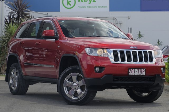 Used Jeep Grand Cherokee Laredo, Toowong, 2011 Jeep Grand Cherokee Laredo Wagon