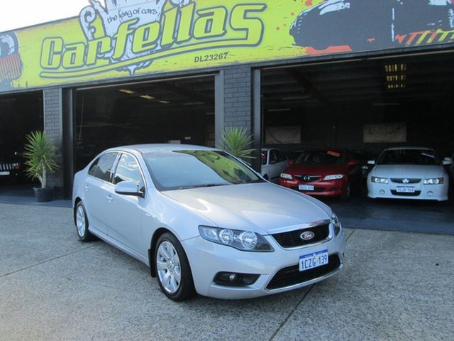 Used Ford Falcon, O'Connor, 2008 Ford Falcon Sedan