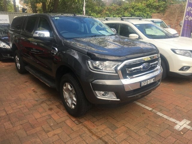 Used Ford Ranger XLT Double Cab, Southport, 2017 Ford Ranger XLT Double Cab Utility