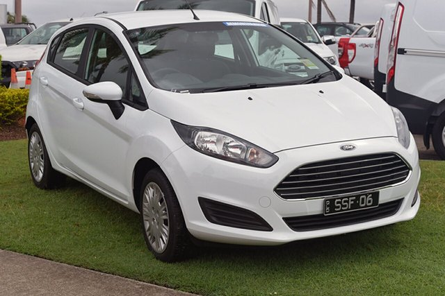 Discounted Demonstrator, Demo, Near New Ford Fiesta Ambiente PwrShift, Southport, 2017 Ford Fiesta Ambiente PwrShift Hatchback