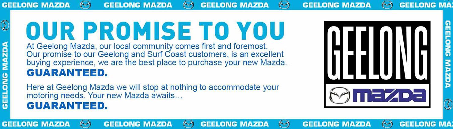 Geelong Mazda Promise