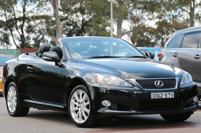 Used Lexus IS250 C Prestige, Southport, 2010 Lexus IS250 C Prestige Convertible