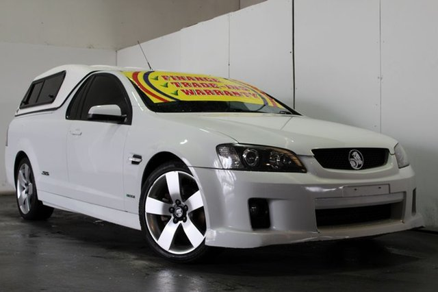 Used Holden Commodore SS-V, Underwood, 2009 Holden Commodore SS-V Utility