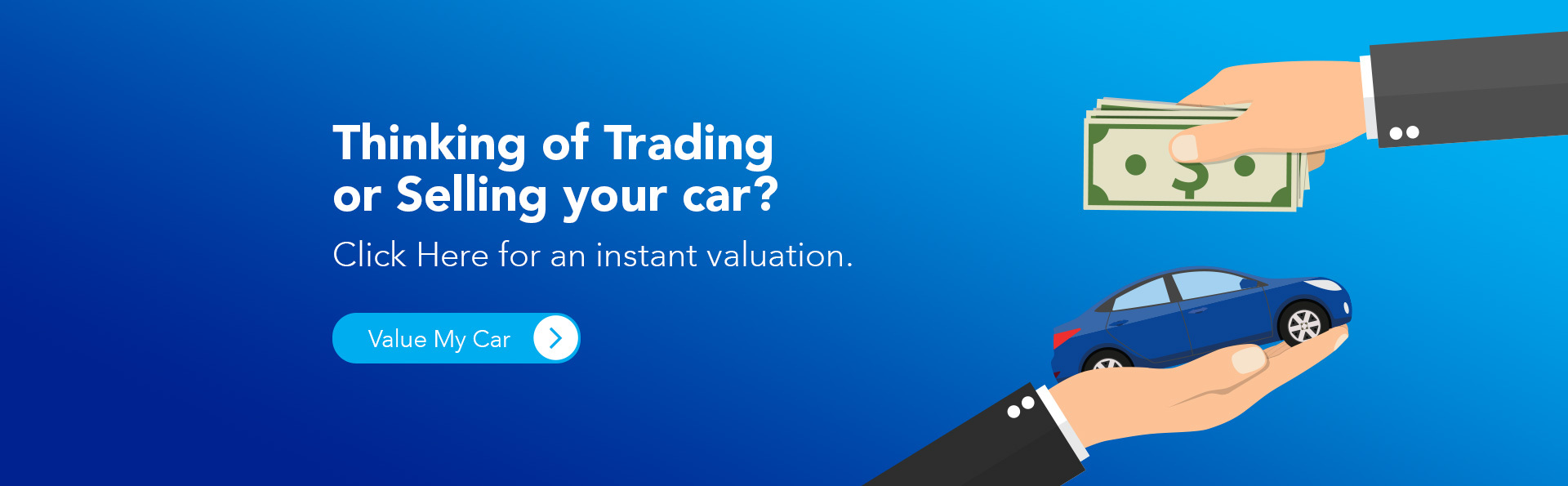 Melville Subaru Car Valuation