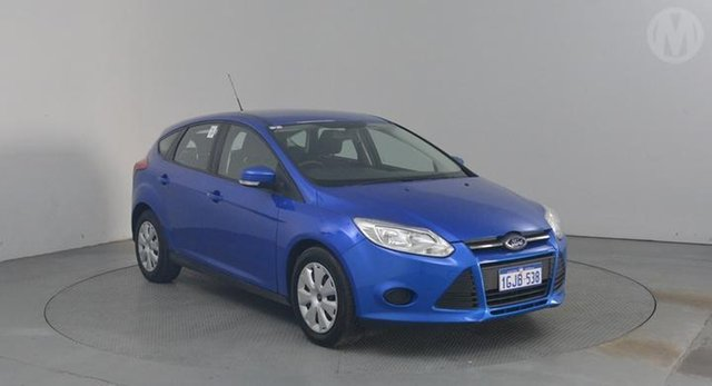 Used Ford Focus Ambiente, Altona North, 2013 Ford Focus Ambiente Hatchback