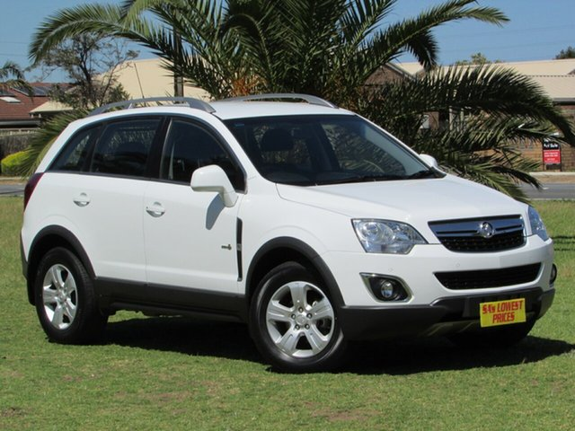 Discounted Used Holden Captiva 5 AWD, 2012 Holden Captiva 5 AWD Wagon