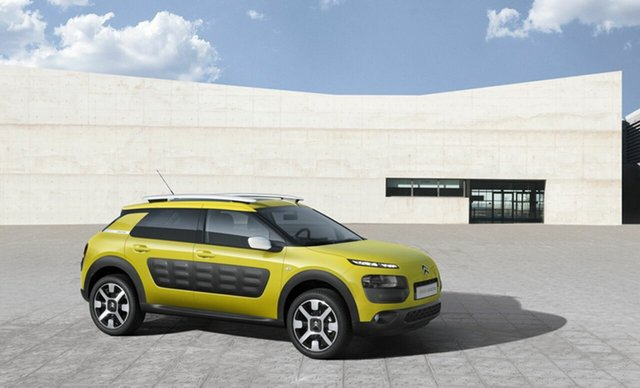 New Citroen C4 Cactus Exclusive, Nambour, 2017 Citroen C4 Cactus Exclusive E3 MY18 Wagon