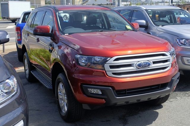 New Ford Everest Ambiente 4WD, Cardiff, 2018 Ford Everest Ambiente 4WD Wagon