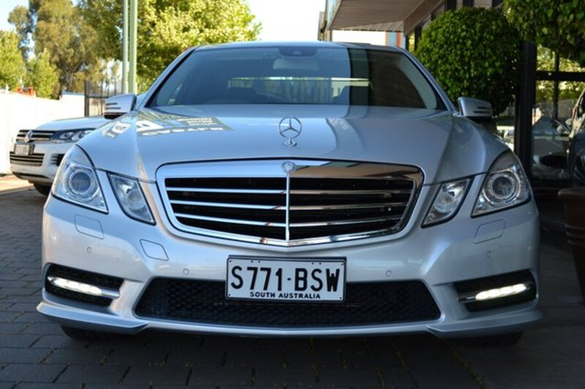 Used Mercedes-Benz E500 BlueEFFICIENCY 7G-Tronic Avantgarde, Norwood, 2012 Mercedes-Benz E500 BlueEFFICIENCY 7G-Tronic Avantgarde Sedan
