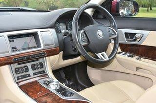 2013 Jaguar XF Luxury Sedan.