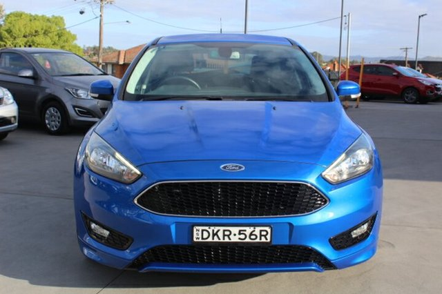 Used Ford Focus Sport, Cardiff, 2016 Ford Focus Sport Hatchback
