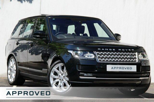 Demonstrator, Demo, Near New Land Rover Range Rover TDV6 Vogue, Malvern, 2016 Land Rover Range Rover TDV6 Vogue Wagon