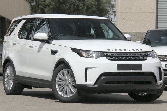 Discounted Land Rover Discovery TD6 S, Concord, 2017 Land Rover Discovery TD6 S Wagon