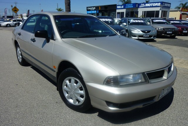 Used Mitsubishi Magna Executive, Cheltenham, 1999 Mitsubishi Magna Executive Sedan