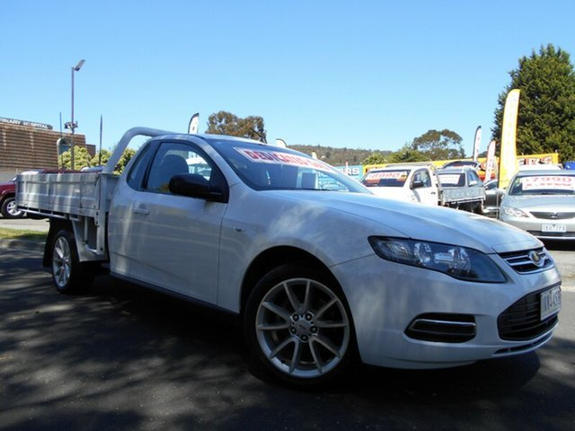 Used Ford Falcon (LPi), Upper Ferntree Gully, 2014 Ford Falcon (LPi) Cab Chassis