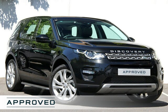 Used Land Rover Discovery Sport SD4 HSE, Malvern, 2016 Land Rover Discovery Sport SD4 HSE Wagon