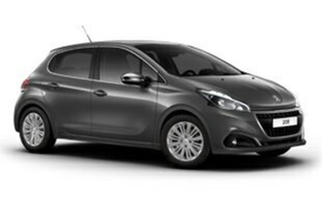 Demonstrator, Demo, Near New Peugeot 208 Allure, Nambour, 2017 Peugeot 208 Allure A9 MY17 Hatchback
