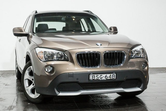 Used BMW X1 sDrive20d Steptronic, Rozelle, 2010 BMW X1 sDrive20d Steptronic Wagon