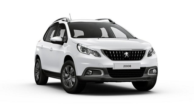 New Peugeot 2008 Active, Nambour, 2017 Peugeot 2008 Active A94 MY17 Wagon