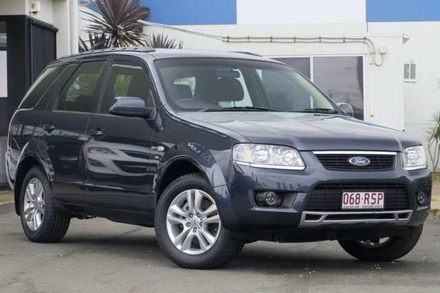 Used Ford Territory TS AWD, Bowen Hills, 2011 Ford Territory TS AWD Wagon
