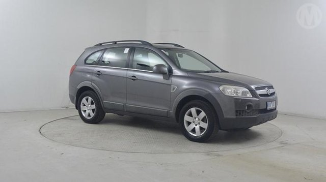 Used Holden Captiva CX (4x4), Altona North, 2008 Holden Captiva CX (4x4) Wagon