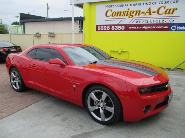 Used Chevrolet Camaro RS, Bundall, 2011 Chevrolet Camaro RS 2LT Coupe