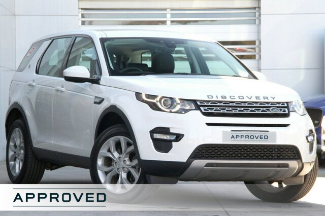 Demonstrator, Demo, Near New Land Rover Discovery Sport TD4 180 HSE, Gardenvale, 2017 Land Rover Discovery Sport TD4 180 HSE Wagon