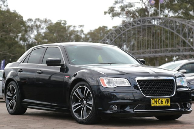 Used Chrysler 300 SRT-8 Core, Warwick Farm, 2013 Chrysler 300 SRT-8 Core Sedan