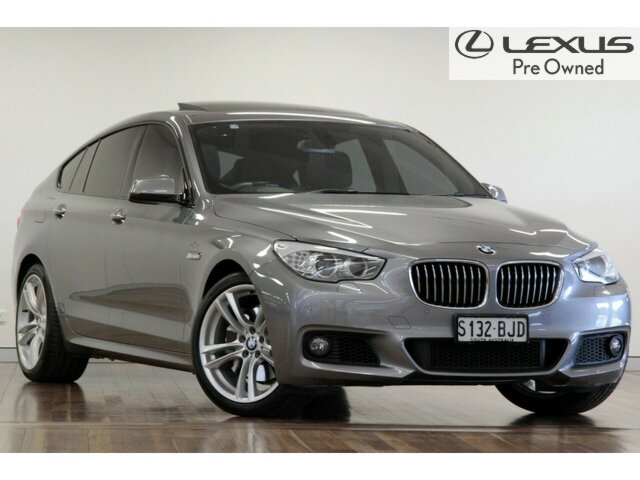Used BMW 535i Gran Turismo Steptronic, Adelaide, 2012 BMW 535i Gran Turismo Steptronic Hatchback