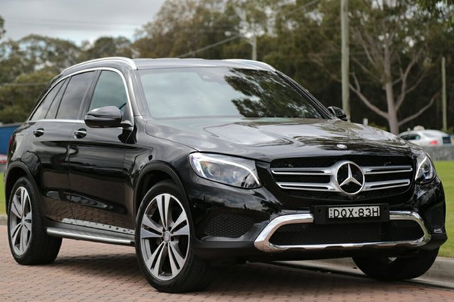 Discounted Used Mercedes-Benz GLC250 9G-TRONIC 4MATIC, Warwick Farm, 2016 Mercedes-Benz GLC250 9G-TRONIC 4MATIC SUV