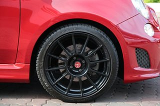 2014 Abarth 595 Turismo Hatchback.