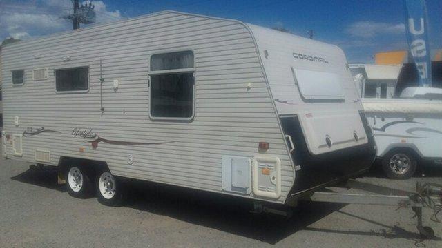 Used Coromal Lifestyle 615, St Marys, Coromal Lifestyle 615 Caravan