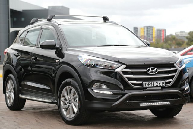 Discounted Demonstrator, Demo, Near New Hyundai Tucson Active 2WD, Southport, 2017 Hyundai Tucson Active 2WD SUV