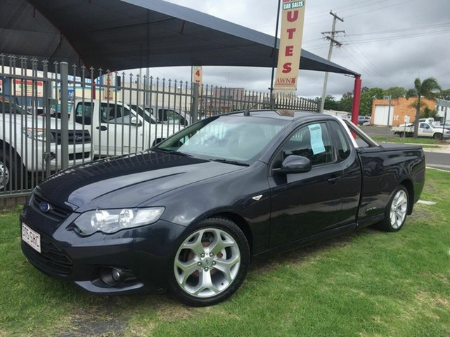 Used Ford Falcon XR6, Toowoomba, 2012 Ford Falcon XR6 Utility