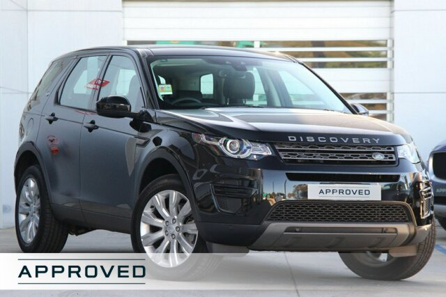 Used Land Rover Discovery Sport TD4 180 SE, Gardenvale, 2017 Land Rover Discovery Sport TD4 180 SE Wagon