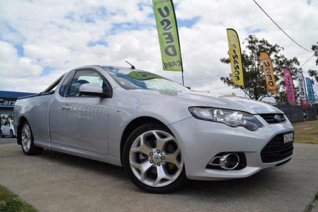 Used Ford Falcon XR6 Turbo, Mulgrave, 2012 Ford Falcon XR6 Turbo Utility