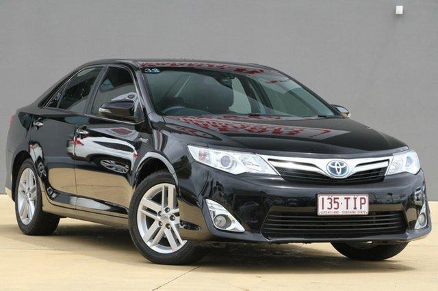 Used Toyota Camry Hybrid HL, Moorooka, Brisbane, 2013 Toyota Camry Hybrid HL Sedan