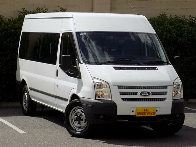 Used Ford Transit Mid Roof, 2013 Ford Transit Mid Roof Bus