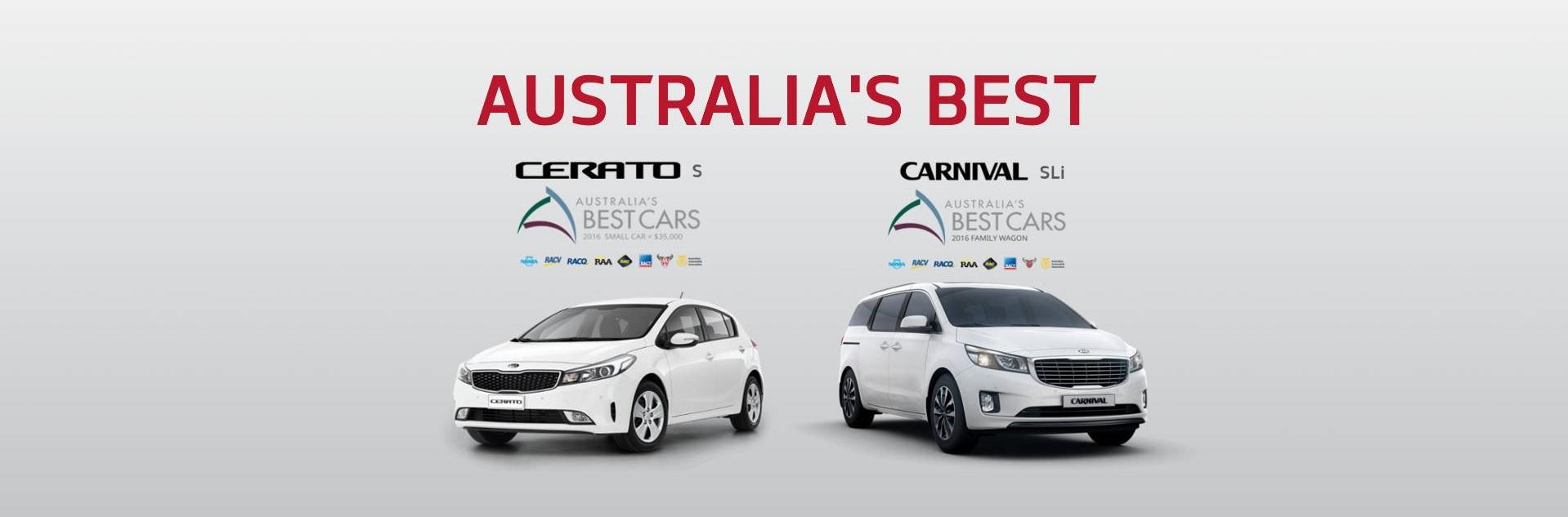 Australia Best Banner 3