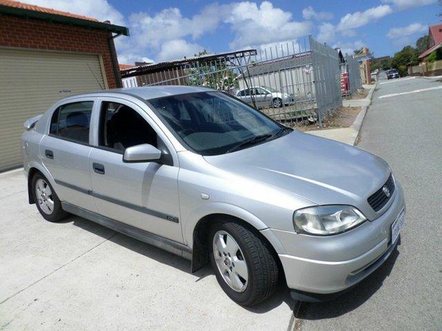 Used Holden Astra CD, Mount Lawley, 2003 Holden Astra CD Hatchback