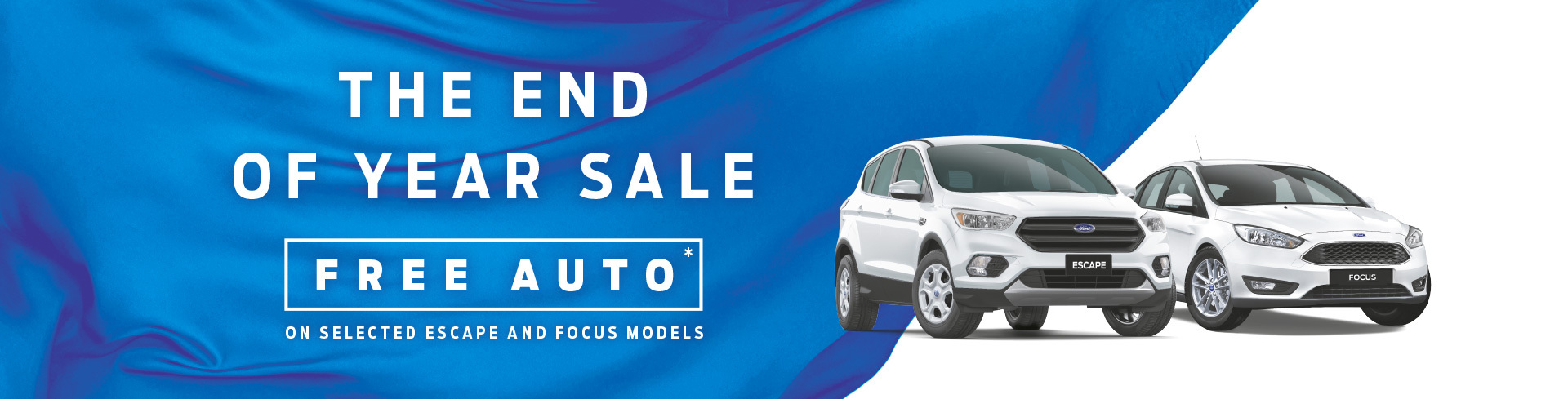 Ford - National Offer - End of Year Sale