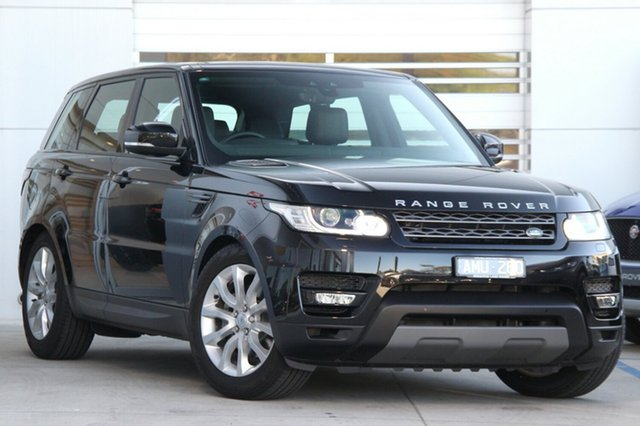 Discounted Used Land Rover Range Rover Sport TdV6 CommandShift SE, Gardenvale, 2017 Land Rover Range Rover Sport TdV6 CommandShift SE Wagon