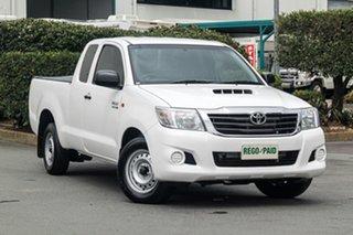 Used Toyota Hilux SR Xtra Cab, Acacia Ridge, 2014 Toyota Hilux SR Xtra Cab KUN16R MY14 Utility