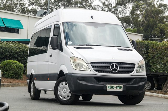 Discounted Used Mercedes-Benz Sprinter Transfer Low Roof, Acacia Ridge, 2009 Mercedes-Benz Sprinter Transfer Low Roof NCV3 MY09 Bus