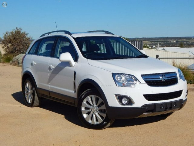Used Holden Captiva 5 LT, Reynella, 2015 Holden Captiva 5 LT Wagon