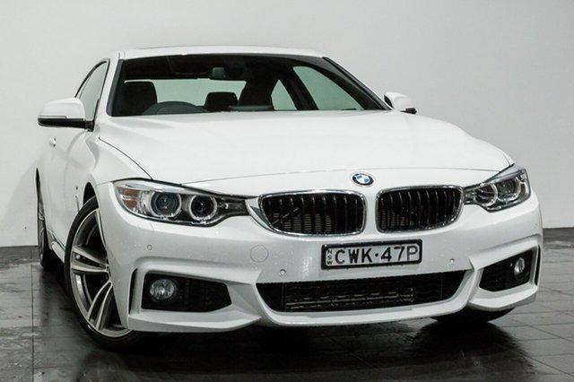 Used BMW 428i M Sport, Rozelle, 2014 BMW 428i M Sport Coupe
