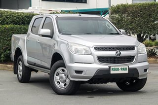 Used Holden Colorado LX Crew Cab, Acacia Ridge, 2014 Holden Colorado LX Crew Cab RG MY14 Utility