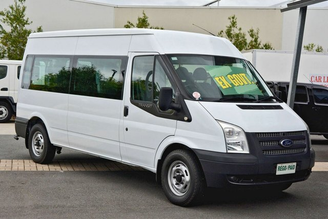 Ford Transit Mid Roof, Robina, 2011 Ford Transit Mid Roof VM Bus