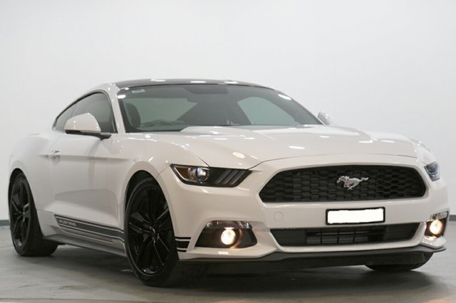 Discounted Demonstrator, Demo, Near New Ford Mustang Fastback SelectShift, Southport, 2016 Ford Mustang Fastback SelectShift Fastback
