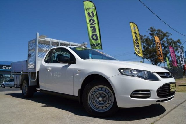 Used Ford Falcon, Mulgrave, 2012 Ford Falcon Cab Chassis